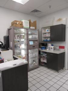Abbey Animal Hospital carries a variety of in-house medications.
