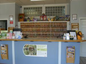 Kid Friendly Reception Area
